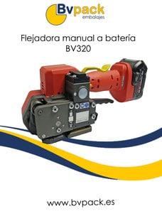 MAQUINA DE FRICCION MANUAL BV320